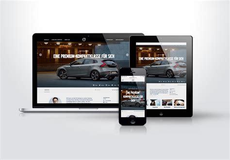 volvo website volvo h 228 ndler webseiten in neuem design