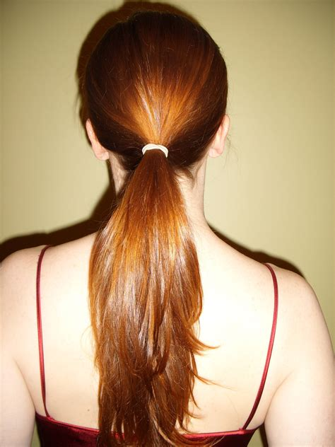 ponytail haircut technique ponytail hairstyle ideas for girls 15 hot hair trends