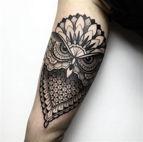 watercolor tattoo design dotwork 60 owl design ideas with watercolor dotwork and