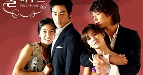 film korea romantis full house cerita drama korea full house 꽃보다 남자