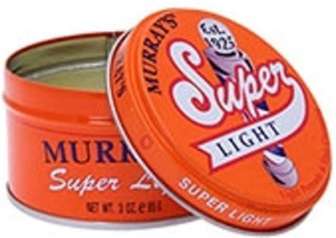 Pomade Merk Murray S bol murray s light pomade hair dressing 85 ml wax