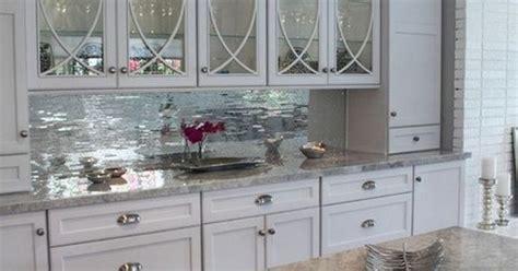 mirrored tiles backsplash kitchen white kim kardashian practice and aesthetics kitchen cabinets 18 photos