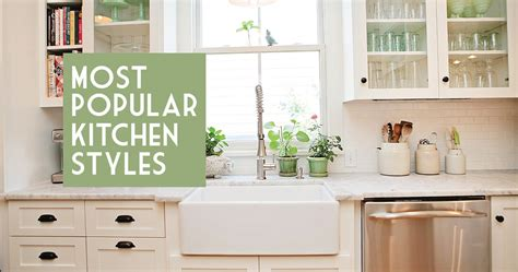 most popular kitchen cabinet styles 28 choosing the most popular kitchen choosing the