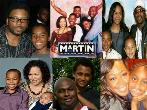 what does martin to be martin and reunions on
