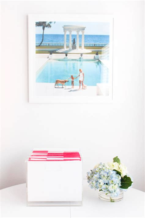 how to organize your files at home design darling