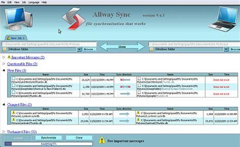 best free folder synchronization utility best free folder synchronization utility gizmo s freeware