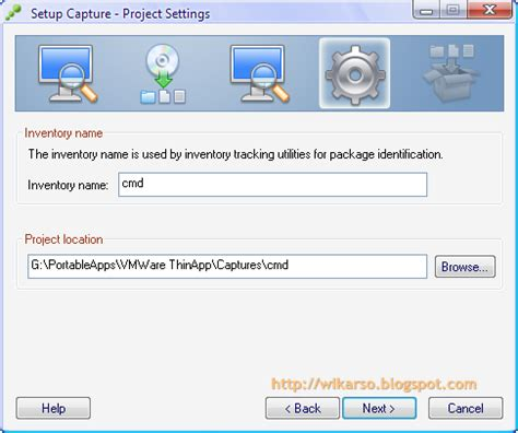tutorial membuat program software portable vmware thinapp tutorial membuat software versi portable