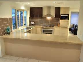 modern l shaped kitchen design using tiles kitchen photo