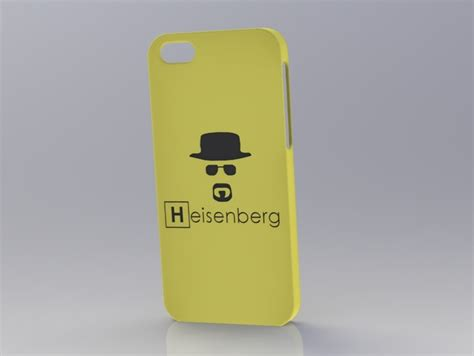 Breaking Bad A Iphone 5 5s cover iphone 5 5s breaking bad by doctormao thingiverse