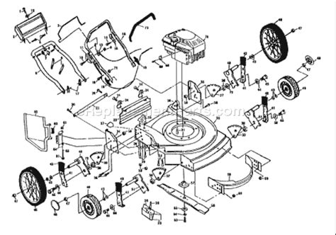 husqvarna lawn mower parts diagram husqvarna 56 dh parts list and diagram h56 dhg