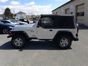 2003 jeep wrangler x sport utility 2 door 4 0l