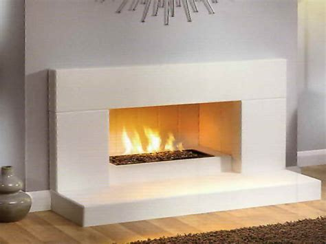 images gas fireplace inserts contemporary white