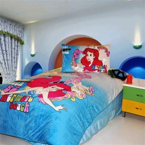 little mermaid bedroom decor bedroom decor ideas and designs top ten disney s the