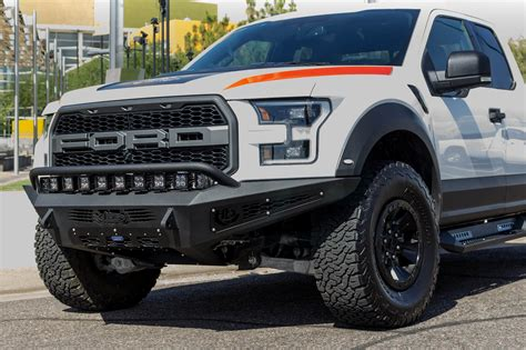 Buy 2017 2018 Ford Raptor HoneyBadger Front Bumper