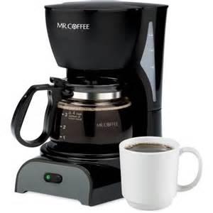 coffee pot walmart mr coffee simple brew 4 cup switch coffee maker walmart