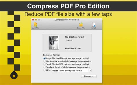 compress pdf app mac compress pdf pro edition for mac