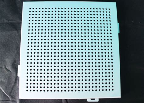 Perforated Metal Ceiling Panels by Noiseproof Acoustic Perforated Metal Ceiling Panels