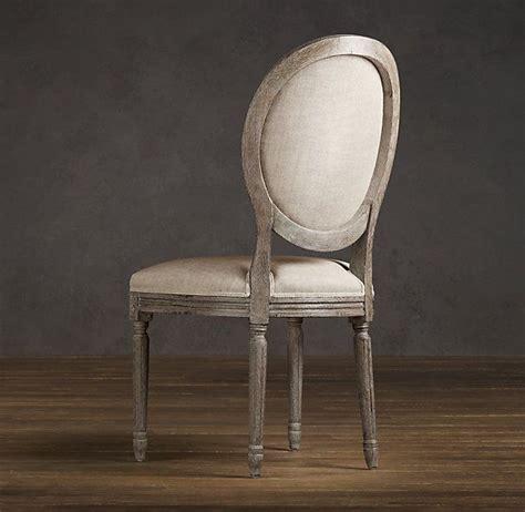 back chair restoration hardware vintage upholstered side chair upholstered