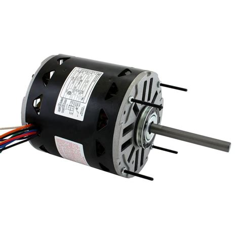 ao smith fan motor century 3 4 hp blower motor dl1076 the home depot
