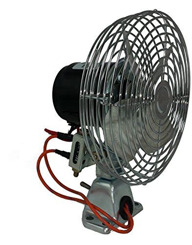 24 volt dc fan sm24hd 24 volt dc heavy duty retro fit cab fan just rv