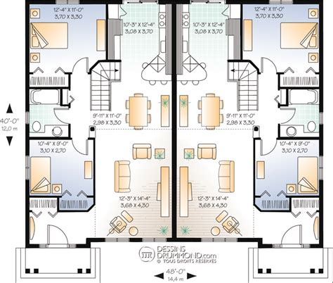 one story duplex house plans one story duplex house plans joy studio design gallery