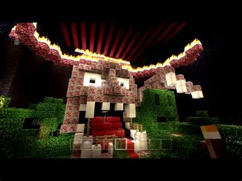 minecraft haunted house minecart of malice part one haunted minecraft house youtube