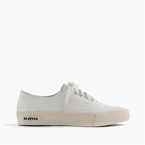 j crew mens sneakers j crew seavees legend sneakers in for lyst