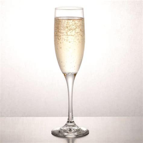 Flute Wine Glasses Libbey 3796 Embassy 6 Oz Flute Glass 12