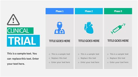 Animated Clinical Study Powerpoint Templates Clinical Presentation Template