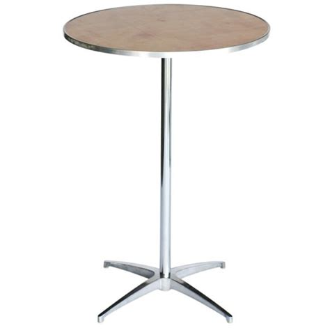 Round Cocktail Table For Rent In Nyc Partyrentals Us Cocktail Table Rentals