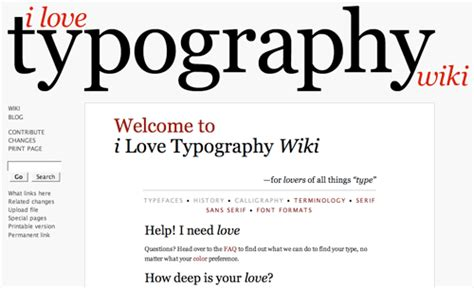 Fonts Typefaces And All Things Typographical I