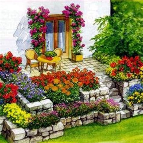 home design garden architecture blog magazine ландшафтный дизайн цветы своими руками hairytale
