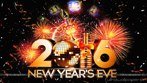 wallpaper full hd new year happy new year 2016 party time full hd wallpapers