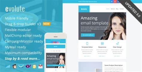 mymail newsletter templates mymail newsletter templates evolute responsive newsletter