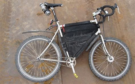 Bicycle Bag a complete list of bikepacking bag and frame bag