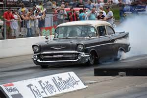57 chevys for 1957 at 2016 danchuk tri five nats rod