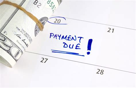 card payments before due date when is my credit card bill due
