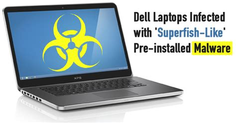 how to remove superfish malware from lenovo pcs dell s laptops are infected with superfish like pre