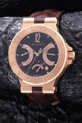 Sale Undangan Hardcover Mk Coklat Gold bvlgari watches