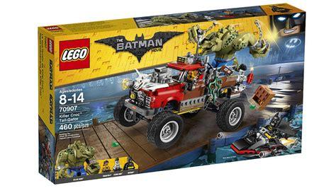 Lego The Batman 70907 Killer Croc Gator Lego Batman Box Revealed Minifigure Price Guide