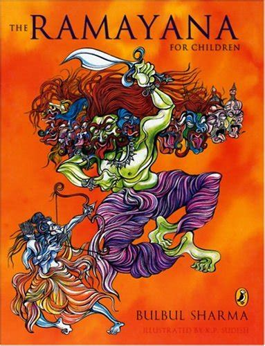 ramayana picture book the ramayana for children edition by bulbul sharma