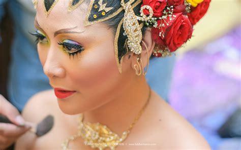 Make Up Pernikahan foto pernikahan adat jawa isti arief bojonegoro