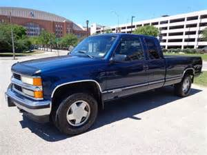 find used rust free 98 chevy z71 4x4 auto v8 ext clean low