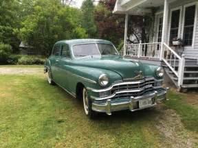 1949 Chrysler For Sale 1949 Chrysler Classic Car For Sale Photos