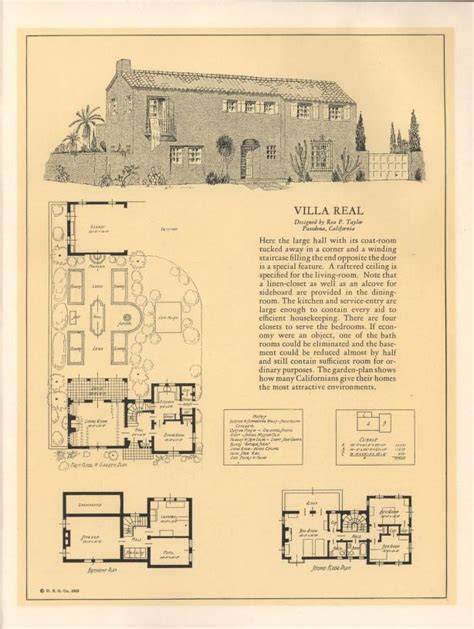 Period House Plans by 362 Best Classic Period Floor Plans Images On