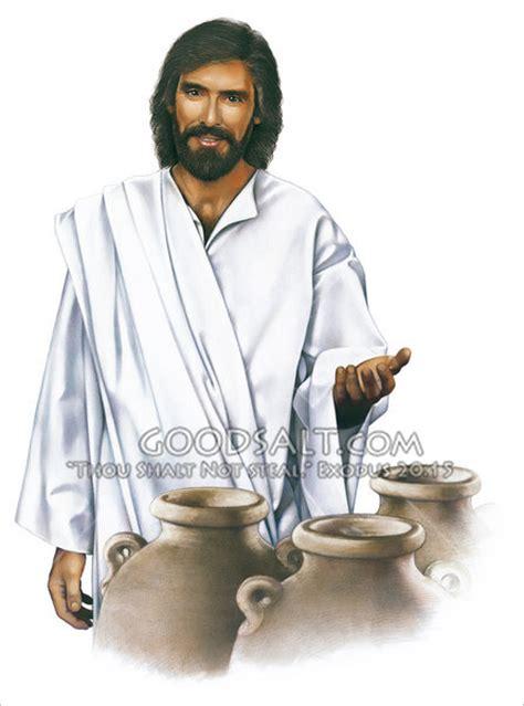 wedding at cana niv jesus turns water into wine