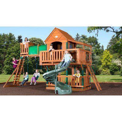 woodridge swing set pin by kristen martin lawler on backyard kids pinterest
