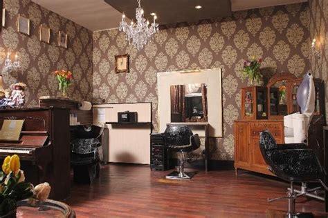 galeria zdjęć architektura wnętrz salony fryzjerskie