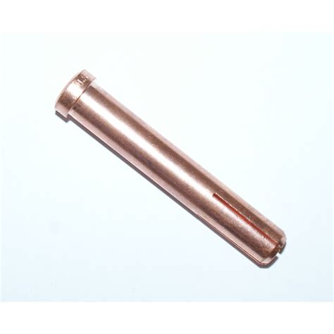 Collet 24 Mmaccessories Tig Torch tig collet 10n24 3 32 quot for 17 18 26 torch pkg 5 for sale welding supplies from ioc