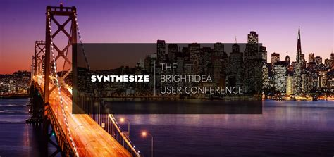 san francisco häuser join us for synthesize brightidea s user conference